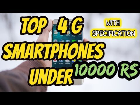 Top Best 4G Mobiles Under 10000 in Hindi