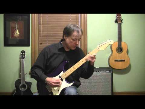 Roy Buchanan Solo (Free Tab) by Gary Gontier Guitar In Motion