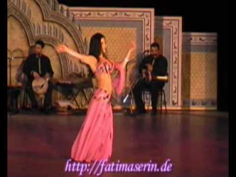 Habibi Ya Ainy- Belly Dance-fatima Serin- رقص شرقي video