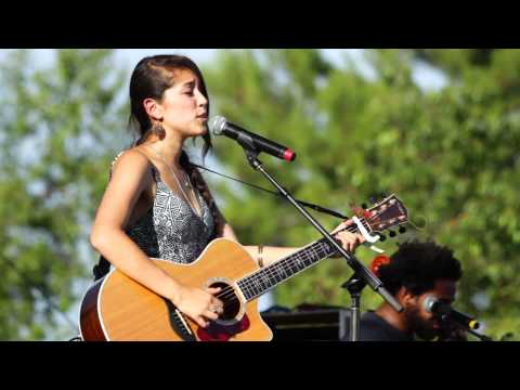 Kina Grannis - Valentine (pittsford Park, 2011) 8 10 video