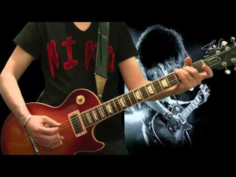 Guns N' Roses - Civil War (full guitar cover)