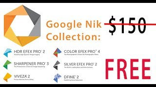 Photoshop Plugin | Download & Install Nik Collection Plugin For Free