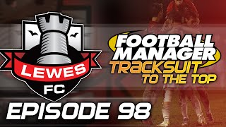 Tracksuit to the Top: Episode 98 - I AM BROKEN | Football Manager 2015