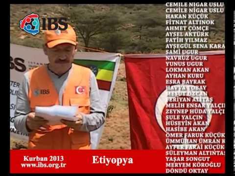 IBS Kurban 2013