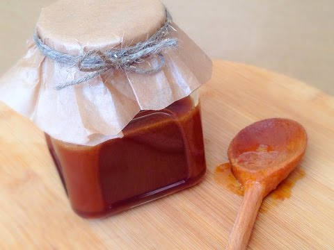 Как приготовить карамель / Salted caramel