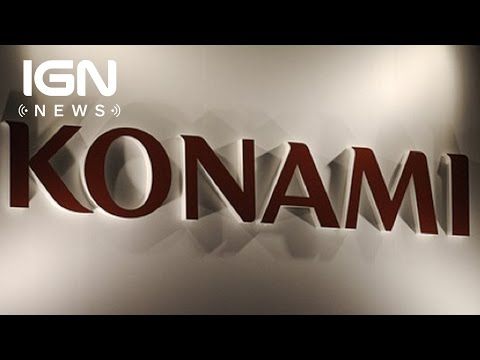 New Article About Konami Suggests Grim Situation at Company - IGN News