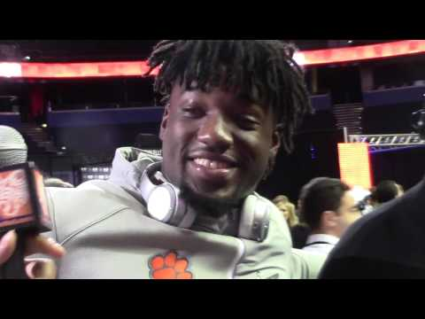 TigerNet.com - Shadell Bell interviews Deon Cain