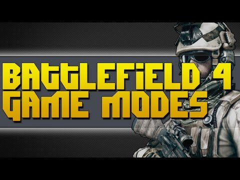 BF4: New Game Modes I Want