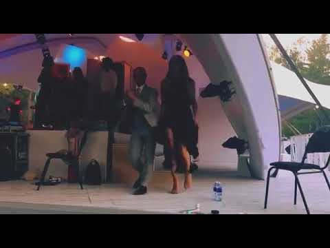 Екатерина Варнава и Дмитрий Хрусталев исполнили жаркий танец