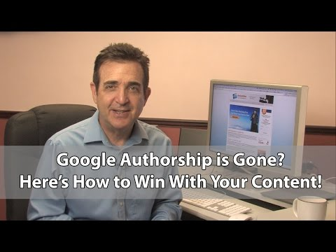 Google Authorship is Dead. Now What?
