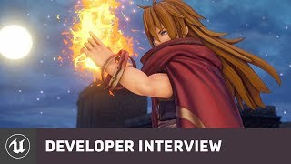 Trials of Mana by Square Enix | E3 2019 Developer Interview | Unreal Engine