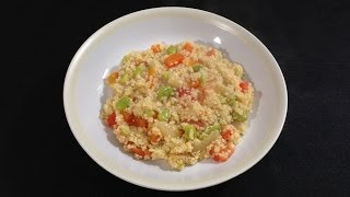 Broad Bean Couscous Recipe