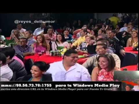 Los Reyes Del Humor Oct. 26 - Halowen 01