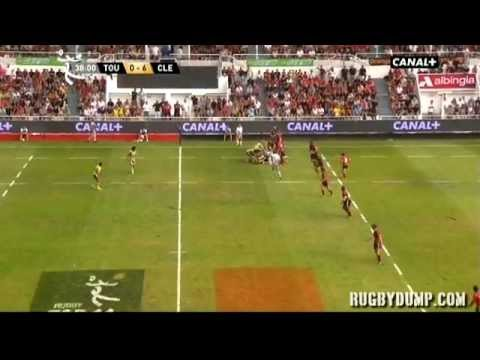 Toulon vs Clermont - Top 14 Match Highlights Rd.2 2011 - Toulon vs Clermont - Top 14 Match Highlight
