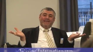 Rabbi Mizrachi in a Lecture to Students