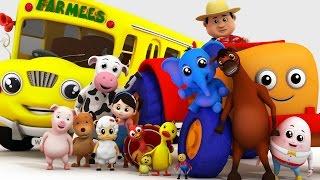 download lagu Top 20 Nursery Rhymes Collection  Farmees  Kids gratis