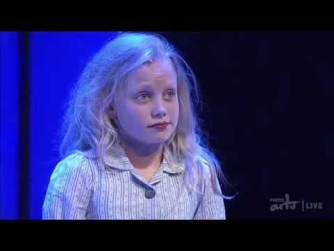 Matilda the Musical - 'Quiet'  at the Helpmann Awards