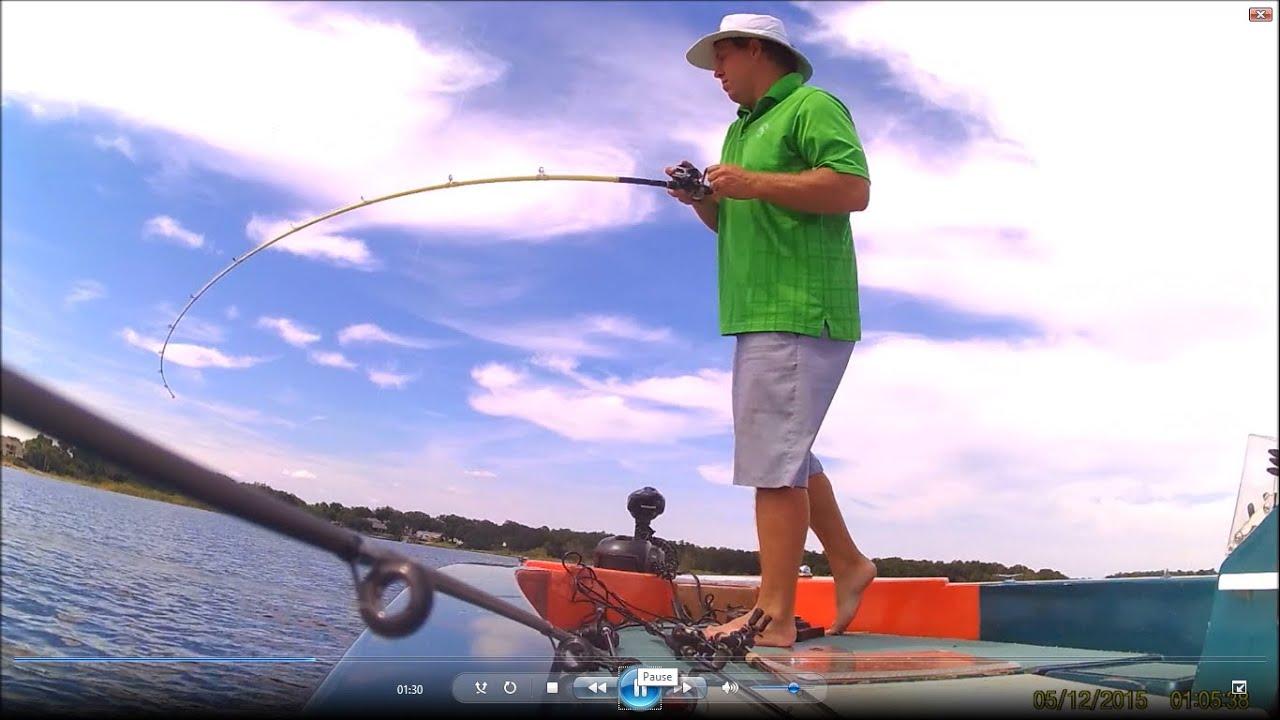 Offshore  Deep Crankin and Schoolies   Regular Joe s Fishing Show