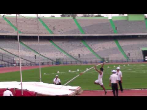 Flying Al Hizam - Arabic Junior Champion 2014 with 532cm, Cairo, EGYPT, 24.4.2014