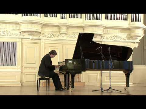 Бах Иоганн Себастьян - BWV 923 - Прелюдия (си минор)