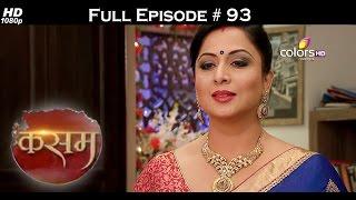 Kasam - 13th July 2016 - कसम - Full Episode HD