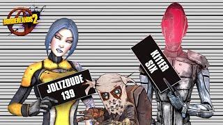 LOOT MIDGETS, BORDERLANDS 3 TALK & TERRAMORPHOUS WITH JOLTZDUDE139