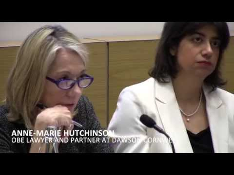 Forced marriage: the real disgrace (UCL panel discussion)