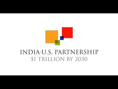 The India-U.S.Partnership: $1 trillion by 2030