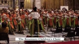 The Resonanz Children's Choir - Friendship Concert - Roma 2017