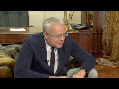 Russischer Oligarch sieht sich bedroht