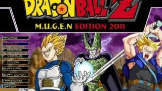 Dragon Ball Z M.U.G.E.N Edition 2011 (Hi-Res) with download