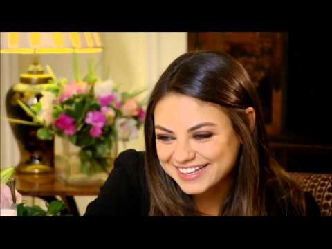 Little Ant & Dec Interview Mila Kunis (Ant & Dec's Saturday Night Takeaway)
