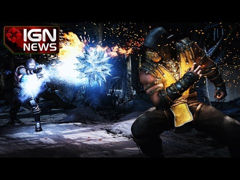 Bizarre Mortal Kombat X Controllers Coming to Xbox One, PS4 - IGN News