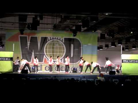 World Of Dance 2010 : Pomona Barkada Modern Music Videos
