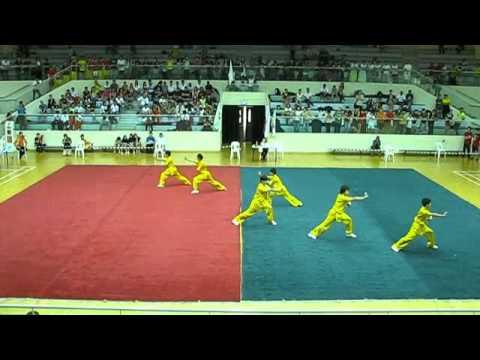 National Wushu Championship 2011 - Group Fist Routine