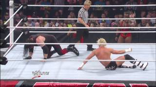 Kane vs. Dolph Ziggler - Elimination Chamber Qualifying Match: Raw, Feb. 11, 2013