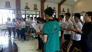 Kinh hòa bình - Dàn hợp xướng trẻ công giáo Hà Nội
