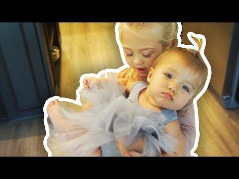 Everleigh Soutas and Ava Foley babysit Taytum and Oakley AGAIN?! | ForeverandForava thumbnail