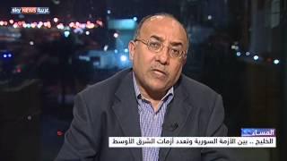 سوريا ودول الخليج.. وأزمات الشرق الأوسط