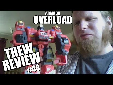 Armada Overload: Thew's Awesome Transformers Reviews #48