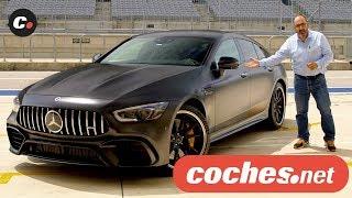 Mercedes-AMG GT 4 puertas | Primera prueba / Test / Review en español | coches.net