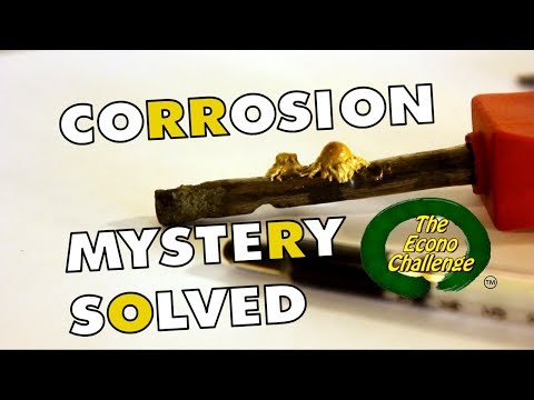 Ferrocerium Rod - Corrosion Mystery Solved - Fire Steel