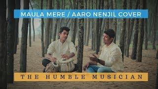Aaro Nenjil | Godha | Maula Mere | Anwar | Medley Cover | Karthik Krishnan |