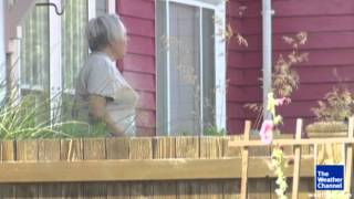 STRANGE HUM NOISE UPSETS RESIDENTS IN WEST SEATTLE USA 6TH SEPTEMBER 2012