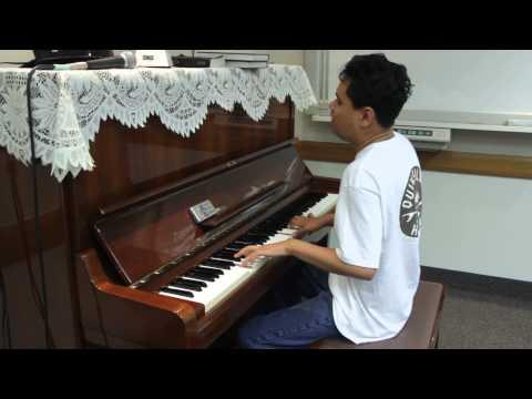 Magic! - Rude - (Piano Cover by Kuha'o Case)