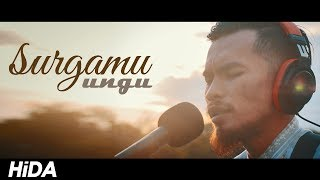 Ungu - Surgamu (Official Video Cover By Hidacoustic) (Live Session)