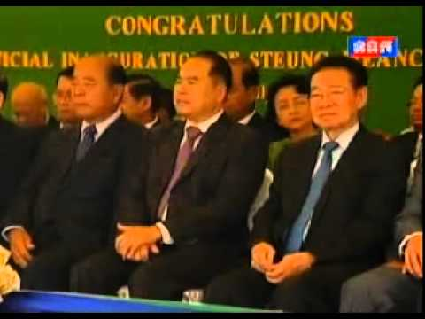 Grand Opening Flyover | Cambodia Daily News Today 2014 | Cambodia News, Hang Meas Express News