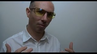 Dr Dmitri Brain Training with Interval Tapping Sounds for Study - ASMR Role Play