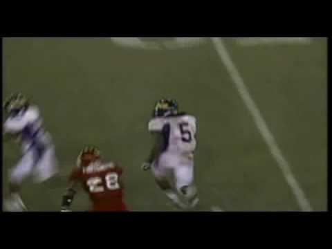 ECU's Chris Johnson Highlights: This is what 4.2 looks like Video