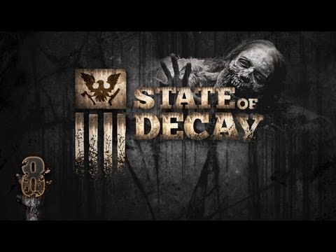 State of Decay #8 - Армия США.
